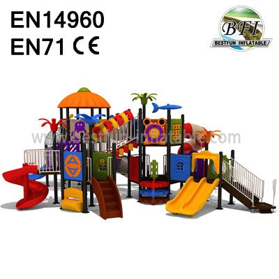 Adventure Playgrounds Set For Sale