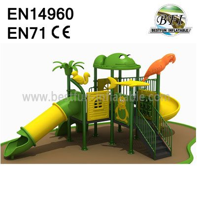 Children Playground Equipment China