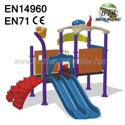 Hot Indoor Playground Equipment