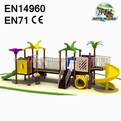 Outdoor Funny Amusement Park