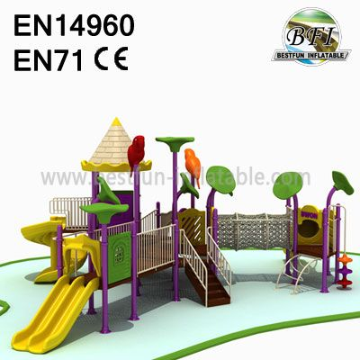Wholesale Large Outdoor Playground