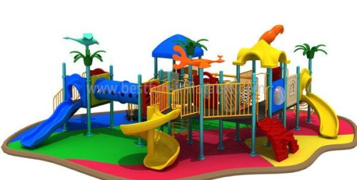Childrens Math Playground Equipment Games