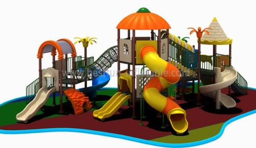 Outdoor Homemade Playground Equipment