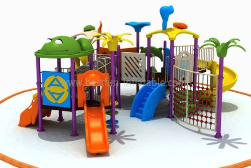 Unique Metal Outdoor Playground Toys