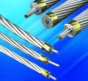 AAC/AAAC/ACSR cable bare conductor overhead power cable