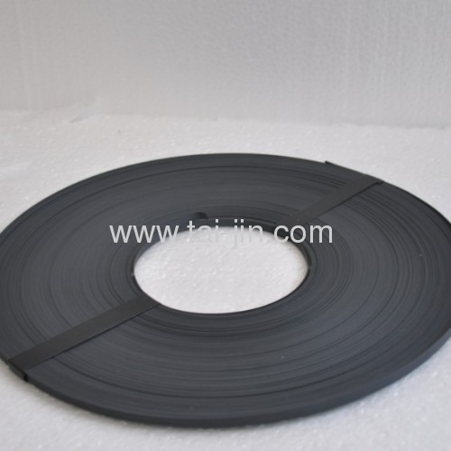 MMO Ribbon Anode Used in Cathodic Protection of Oil and Gas Tank Base