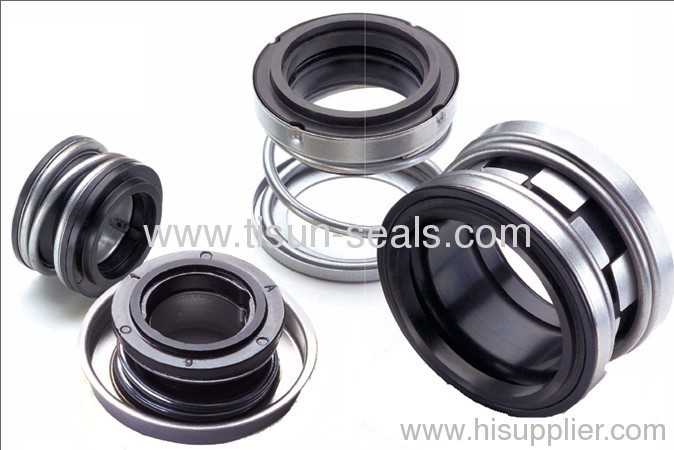 End face mechanical seal