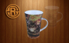 5-20oz,stoneware,porcelain,super white porcelain mugs,print the logo,decal mug