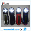 2013 New Product Led Hand Crank Dynamo Light