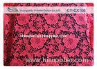 Embroidered Lace Fabric For Fashionable Underwear , Lingerie CY-CX108