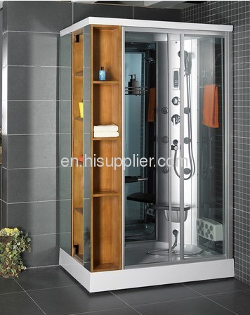 Luxurious Glass Shower Cabin