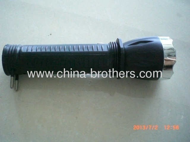 YG-5050 1W led rechargeable torch