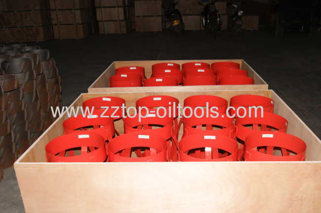 API Casing centralizer for cementing
