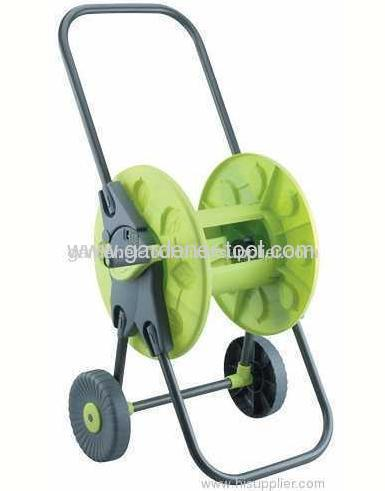 Folded Garden Hose Reel Cart For 45M 1/2PVC Garden Hose