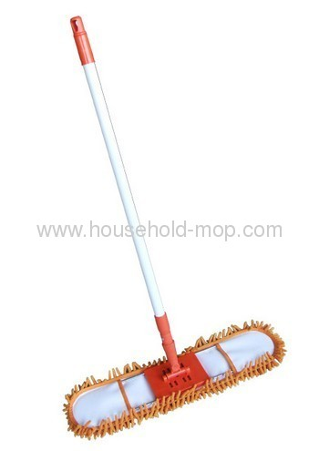 Floor Mop with Micro-Tech-Replacement Cloth