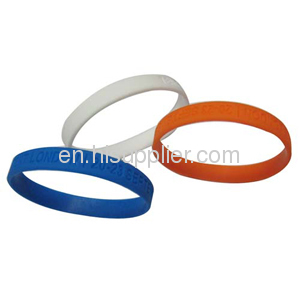 silicone wristband made in china
