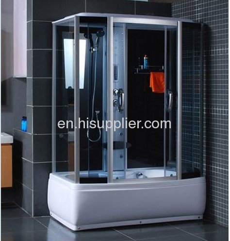Electric control panel shower room