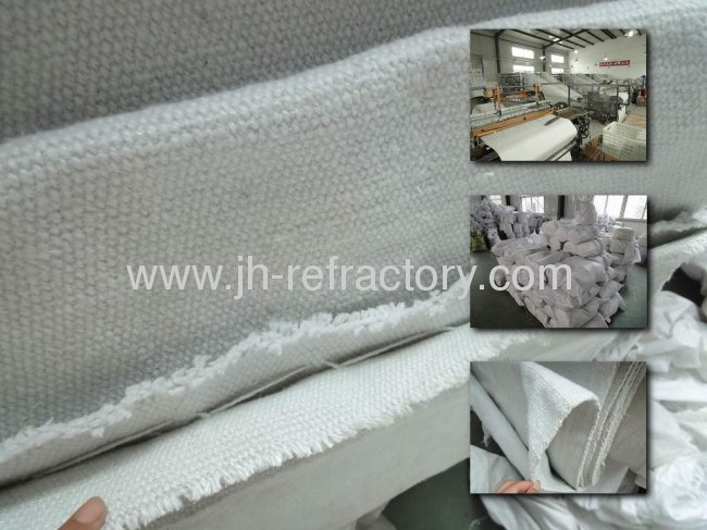 Heat insulation of furnace doors and head covers