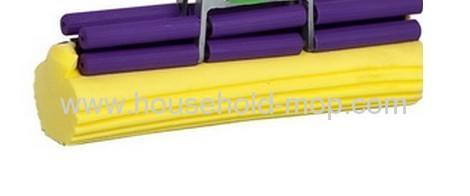 Double Roller Magic PVA Sponge Mop