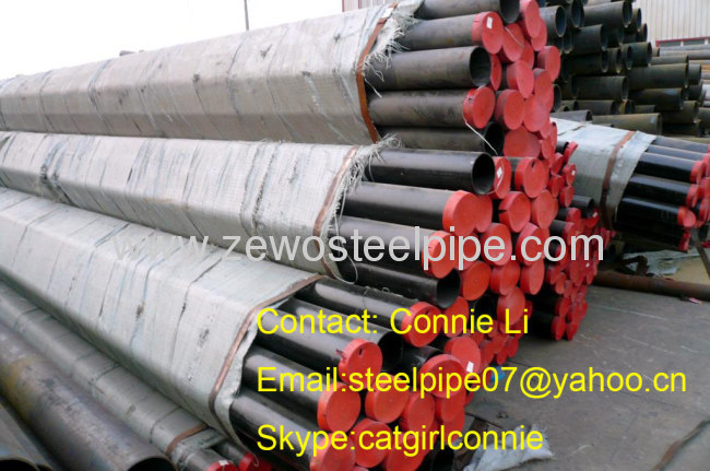 ASTM A106/A53 Gr.B Small diameter seamless steel pipe