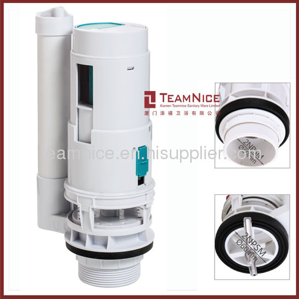 toilet tank fitting flush valve
