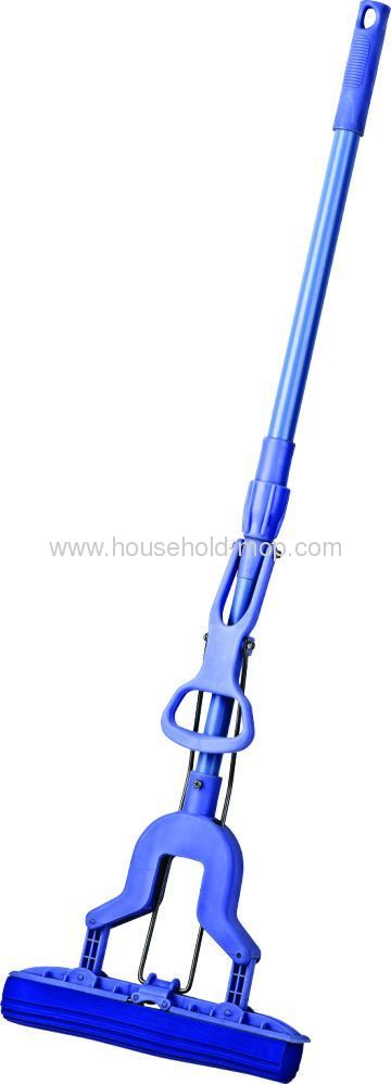 125cm Length Stainless Steel Handle PVA Mop