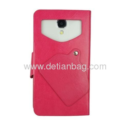 Hot sellcustom design pu leather protective samsung galaxy s4 covers for galaxy s4 iphone4 iphone5