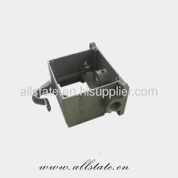 Hot Sale Die Casting Aluminum Part