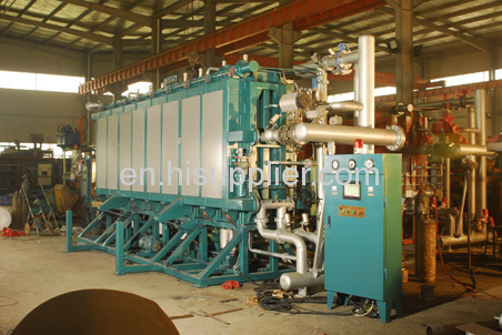 EPS Foam Block Moulding Machine with CE