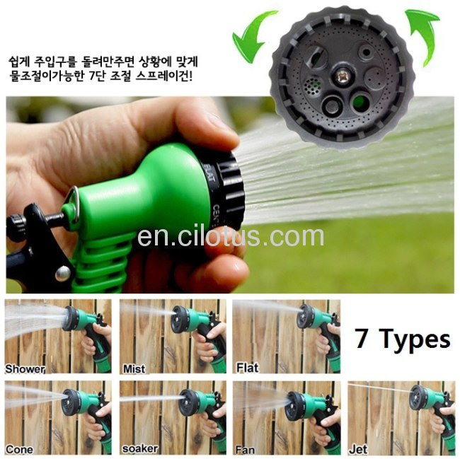 magic hose expanding water garden hose