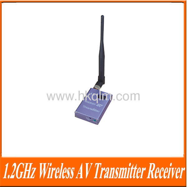 1.2GHz 15CH 700mW Video Wireless Transmitter Receiver.