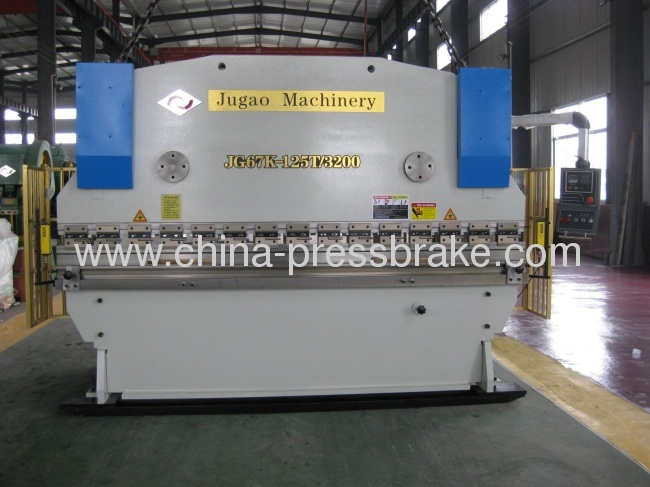 small sheet metal press brake