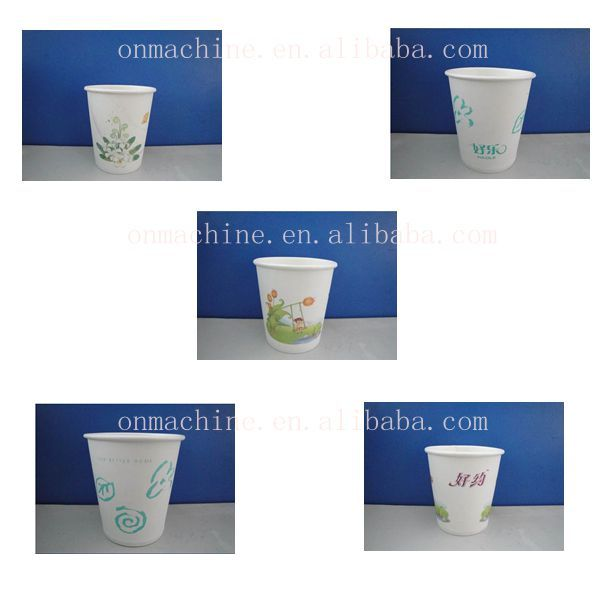 VDM-12 High Speed Paper Cup Making Machine