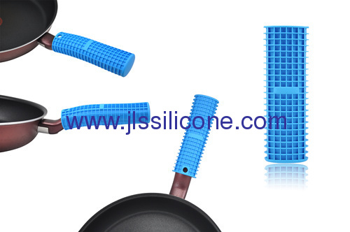 Anti-sliip silicone pot holder