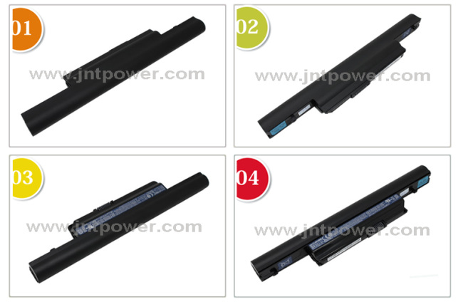 9 Cell 3820T Laptop Battery for Acer 3820 11.1V 6600mAh