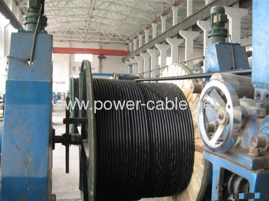 6-35KV XLPE insulated power cable