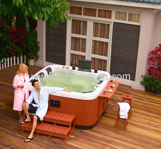 home hot tubs