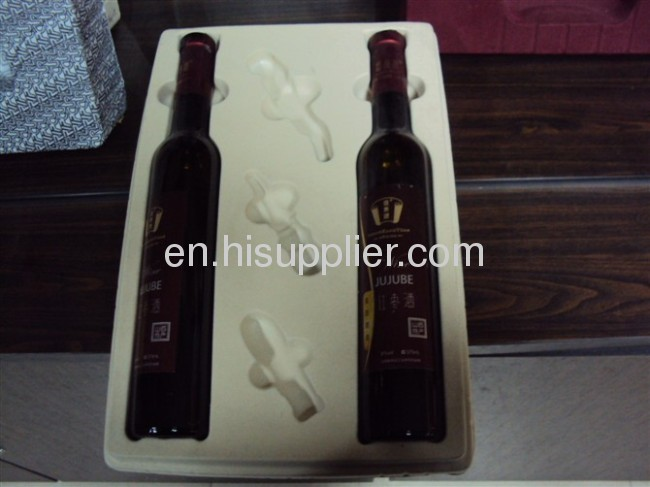ps blister tray for white wine series