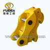 Bucket quick hitch coupler