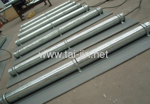 Cathodic protection MMO Titanium tubular canistered anode