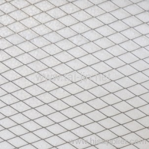 Titanium MMO coated expanded mesh anode for cathodic protection