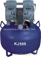Hot sale 545W dental oil free air compressor