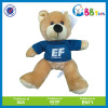 sport teddy bear stuffed toy