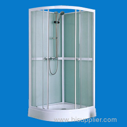 One shower handle Shower Cabins