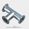 Compression Copper Pipe Fitting Tee Female For Pex-al-Pex Pipe