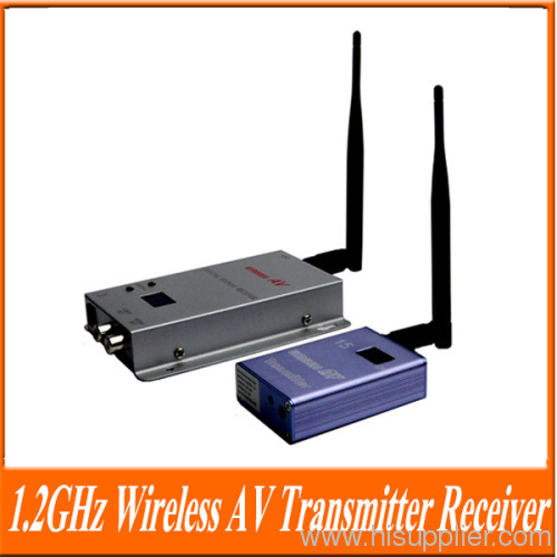 1.2GHz 15CH 700mW Wireless Video Sender Receiver.