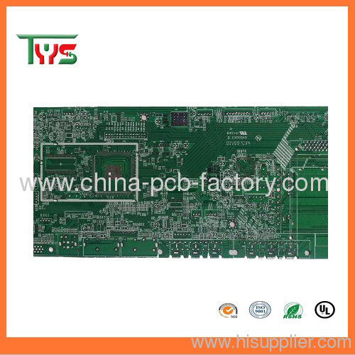 Bare PCB for mobile phone motherboard