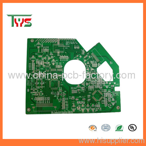 Home theater power supply pcb