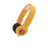 Colorful Light Weight Promotional Stereo Headphones with 30MM Driver Unit Speaker STN-120