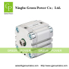 Pneumatic square compact cylinder